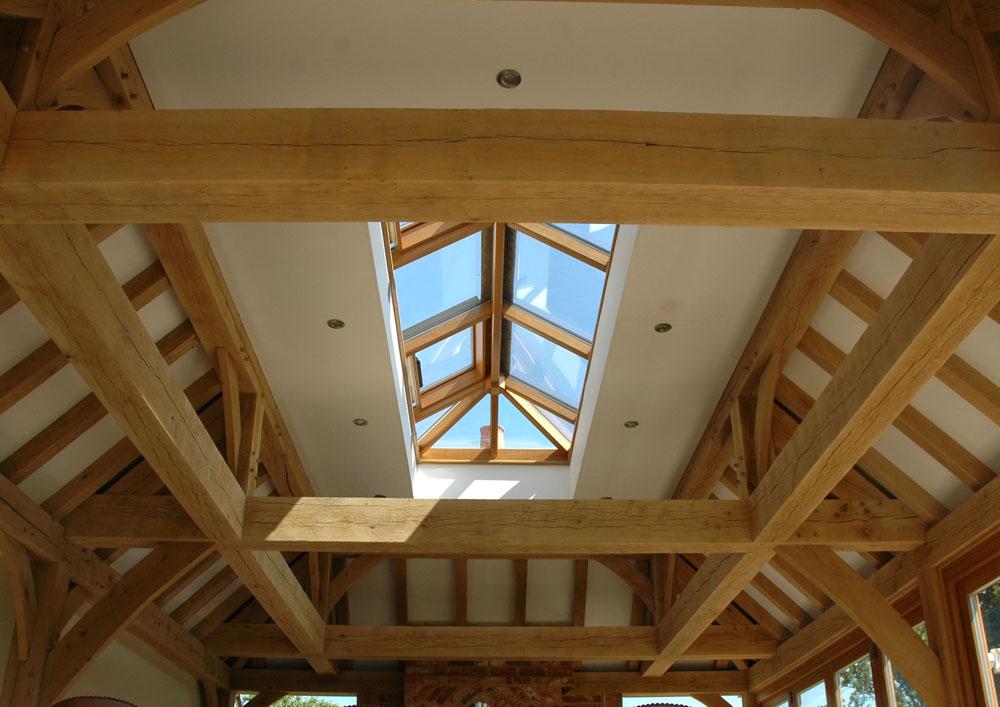 Garden Rooms English Oak Frames