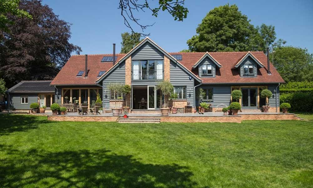 Oak Framed Houses | Oxfordshire | English Oak Frames